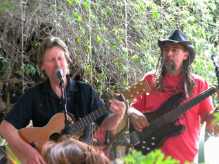The Steven Graves Band Plays at the Tucson Folk Festival