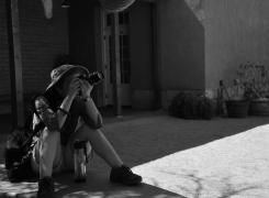 Jess Taking Photo